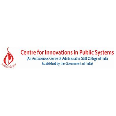 Centre for Innovations in Public Systems
